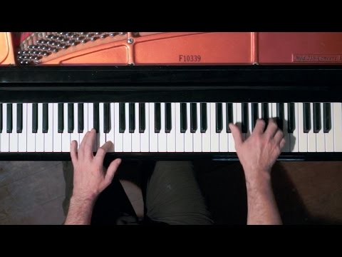 """Aquarium"" from ""Carnival of the Animals"" Saint-Saëns PIANO TUTORIAL"