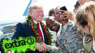 Donald Trumps Reisetagebuch (2): Asien