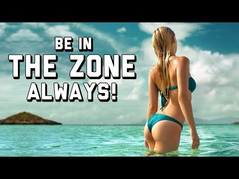 How to be In the Zone ALL DAY EVERY DAY | How to Be More Productive | Productivity Tips