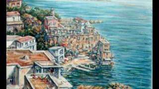 Napoli Fonografica Pusilleco addiruso voce di Giovanni Barberini