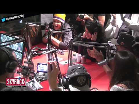 "Leck ""XPTDR"" feat Isleym en live #PlanèteRap"