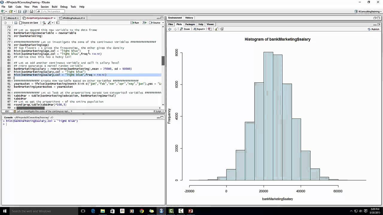 Data Analysis Using R - Session 1 - Bank Marketing