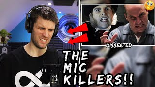 Rapper Reacts to Epic Rap Battles Of History!! | Jack the Ripper vs Hannibal Lecter (First Reaction)