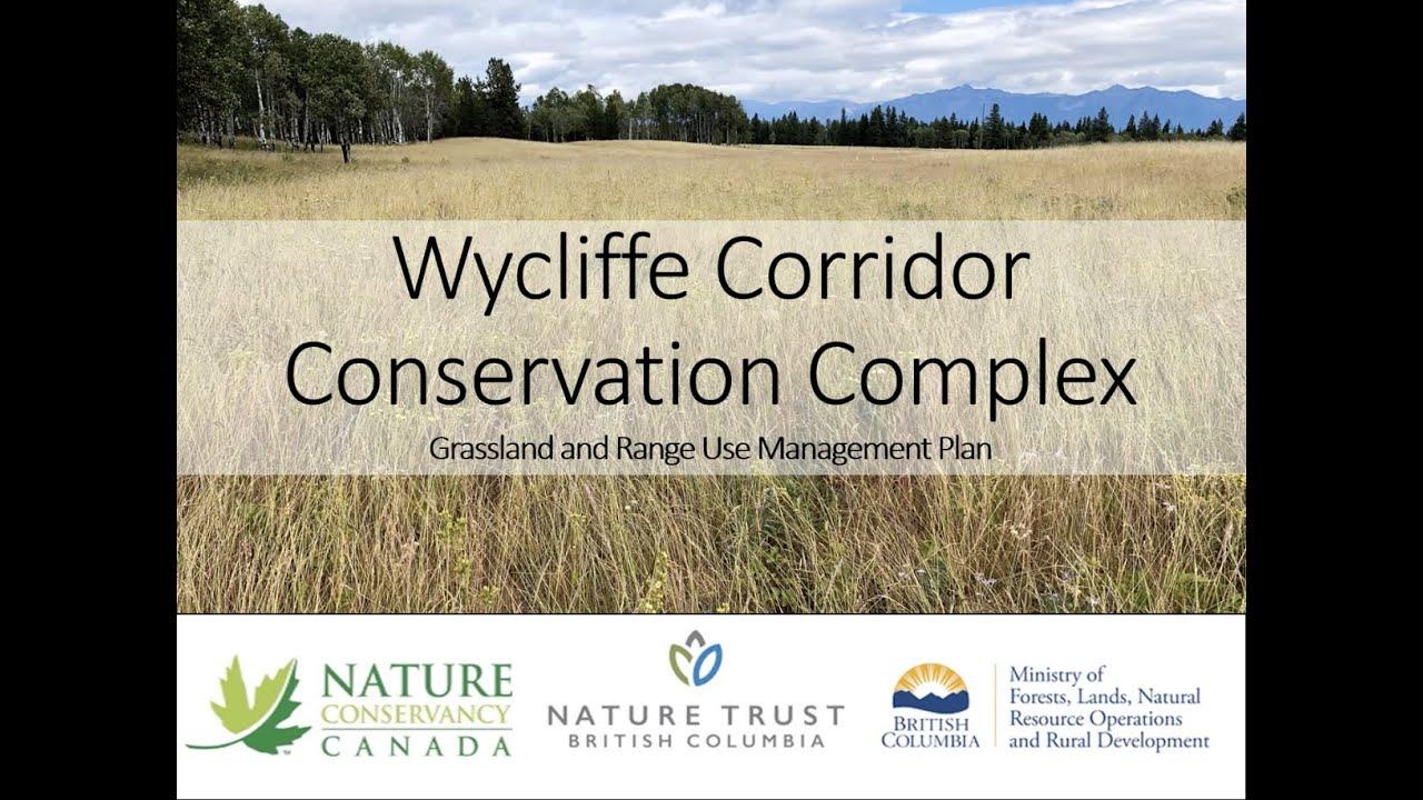 Wycliffe Conservation Complex