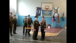 Десантниками из г.Дубоссары проведены соревнования по пулевой стрельбе.