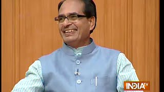 Shivraj Singh Speaks on Why People Call Him 'MAMA' in MP - India TV