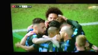 Sane Goal - Manchester City Vs Bristol City | 1-0 HT