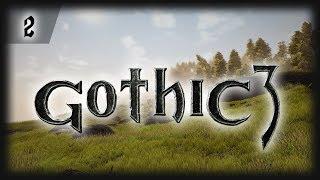 Gothic 3 - Лучшая Сборка. Максимальная Сложность [2] Как Прекрасна Миртана