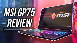 MSI GP75 Leopard 9SF Review - The Best 2070 Gaming Laptop?