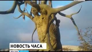 У байкальского острова Ольхон появился «Хранитель»
