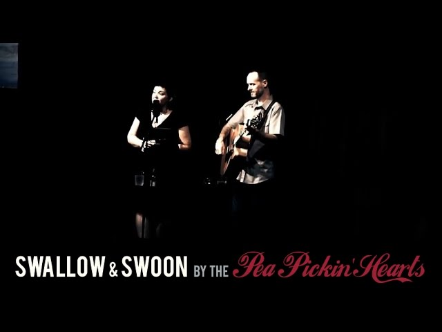 Swallow & Swoon by the Pea Pickin' Hearts ©2014