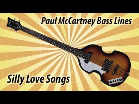 Paul McCartney Bass Lines -  Silly Love Songs
