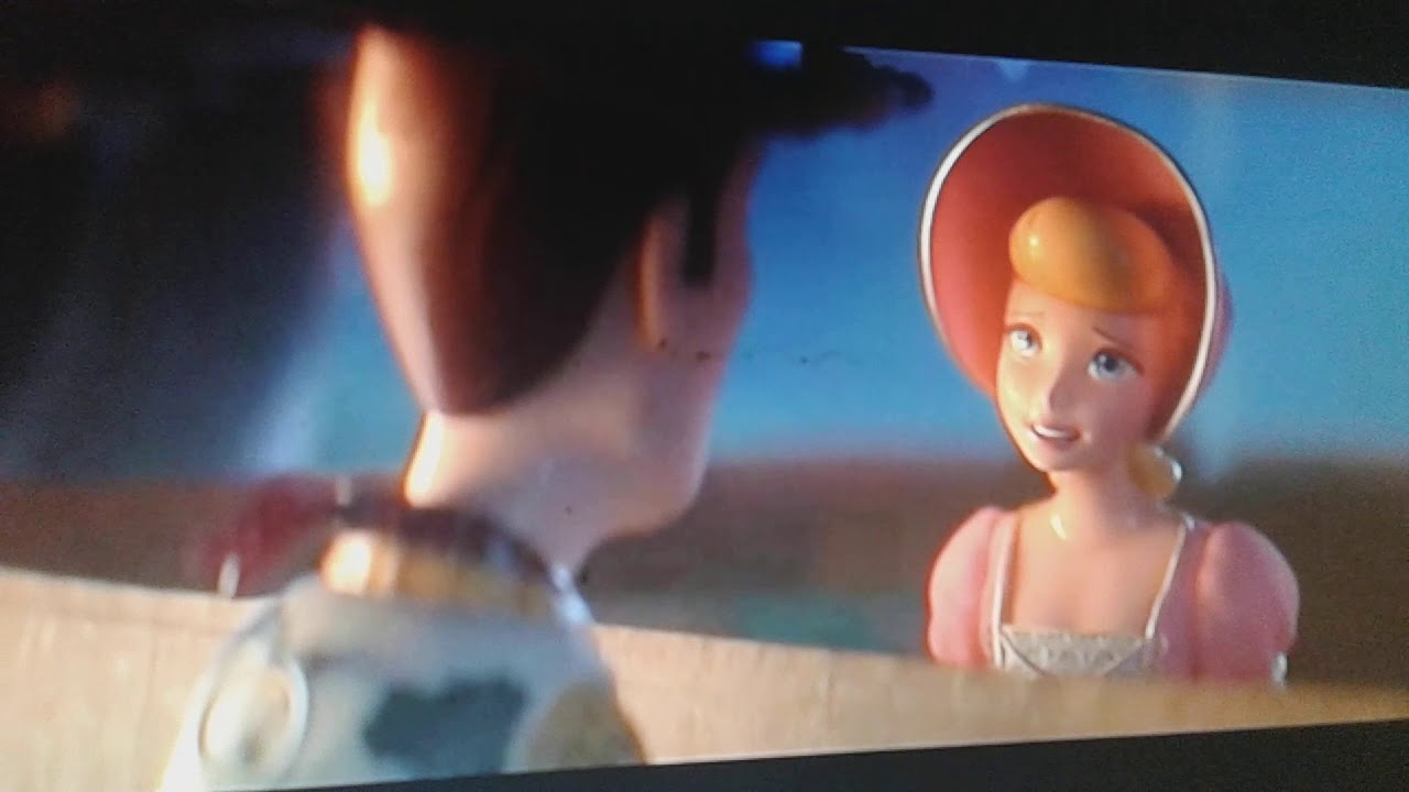 Woody can toy Ran Night  # toy story 4 TV