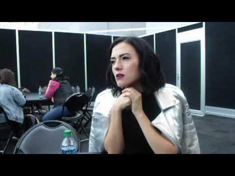 Natasha Negovanlis talks Carmilla at NYCC 2017