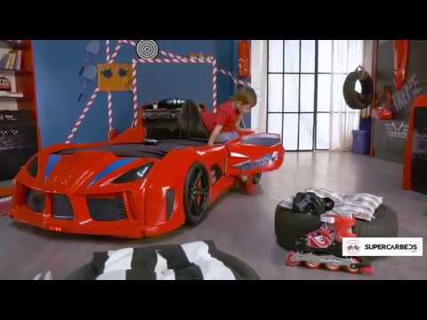 Supercarbeds - Race Car Beds