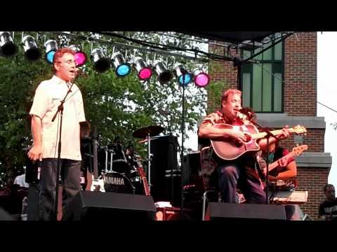 Ronnie Rice & Skip Griparis - I Will Always Think About You (Live, 7-12-11)