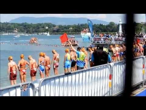 Triathlon de Genève 2015,2 ème jour, juillet 11