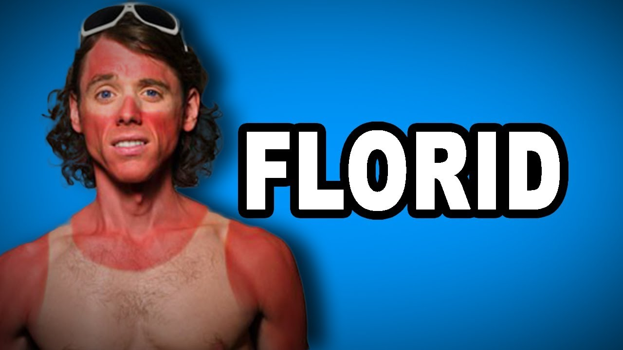 Learn English Words   FLORID   Meaning, Vocabulary With Pictures And  Examples