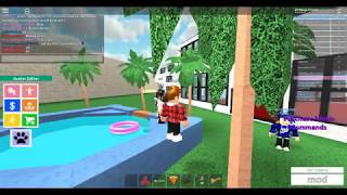 trolling as a boy and trolling as a mod/admin in roblox #2!