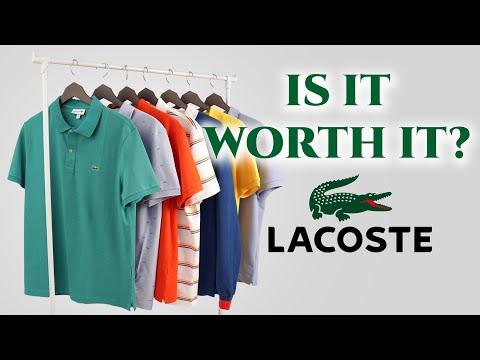 Lacoste Polo Shirt: