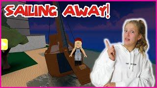 Build a Ship and Sail Away!