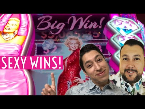 BIG WINS with Lucky Friends More Mini Group Pull Action