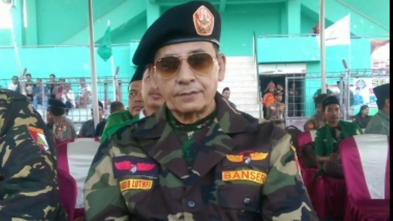 Habib Luthfi Bersama Banser Ansor Ipnu Dan Ippnu Youtube