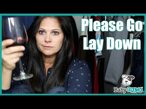 "CHAINSMOKERS ""Don't Let Me Down"" MOM PARODY - Please Go Lay Down Music Video"
