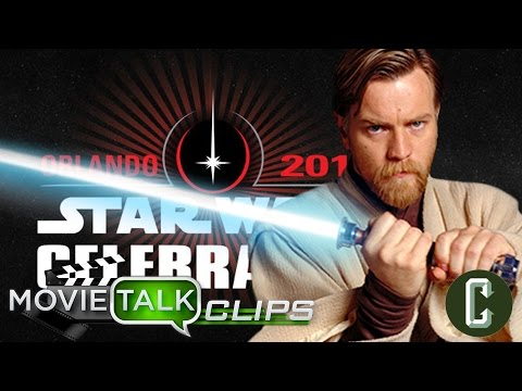 Star Wars Celebration: Why Wasn't Ewan McGregor at Celebrations? - Collider Video