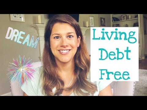 DEBT FREE ON ONE INCOME! My story and how we did it!