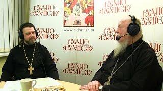 Радио «Радонеж». Протоиерей Димитрий Смирнов. Видеозапись прямого эфира от 2017.03.04