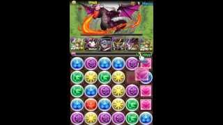 "Puzzle & Dragons ""Clash of Clans Dungeon"" - ""Epic Battles-Master"""