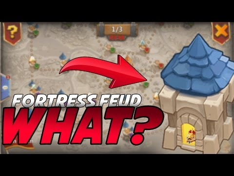 Castle Clash Fortress Feud...