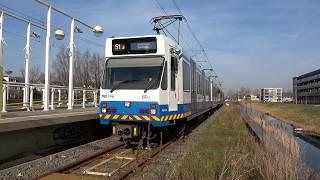 De Amstelveenlijn - Amsterdam Metro/Sneltram M51