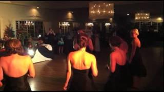 JESSIE & JASON FOSTER WEDDING - GANSTA PARADISE