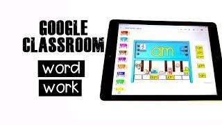 Google Classroom Activities For Kindergarten | Cvc Words For Kids | Pianos