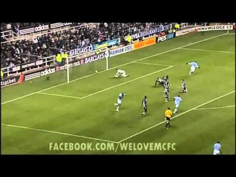 Newcastle 0-2 Man City 2007/2008