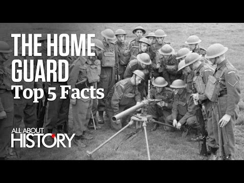 The Home Guard | Top 5 Facts