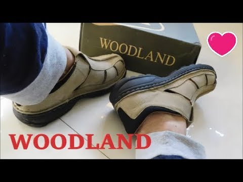 Woodland Fisherman Sandal Unboxing & Detail Review After 1 Month Use (Hindi)