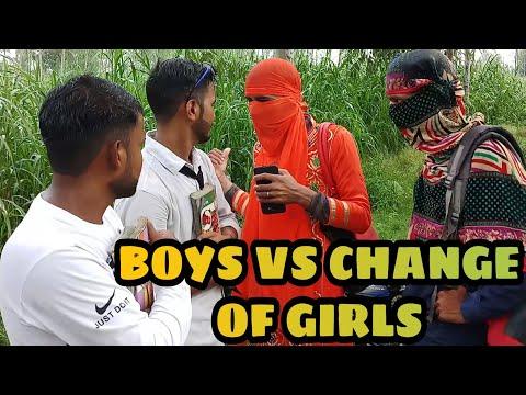 Boys Vs Change Of Girls    Hasan Studio