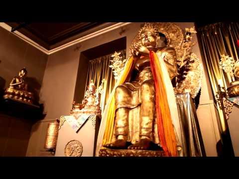 Monasterio | Budista | del | Garraf |