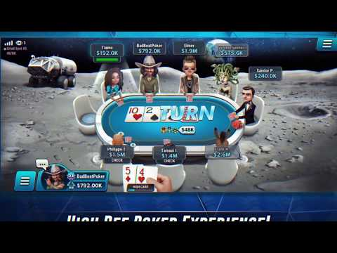 All NEW HD Poker Mobile! - Texas Holdem Free Poker Game