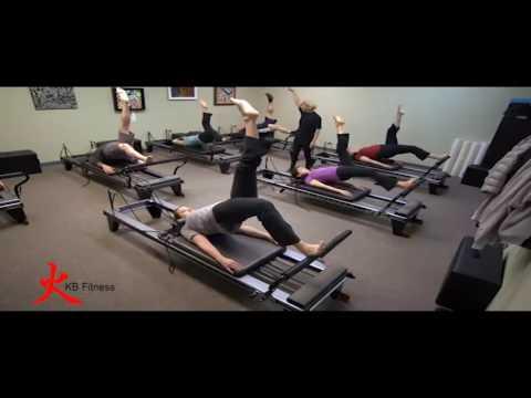 Pilates Reformer Exercises Chart Kb Fitness Exercise Willow Glen