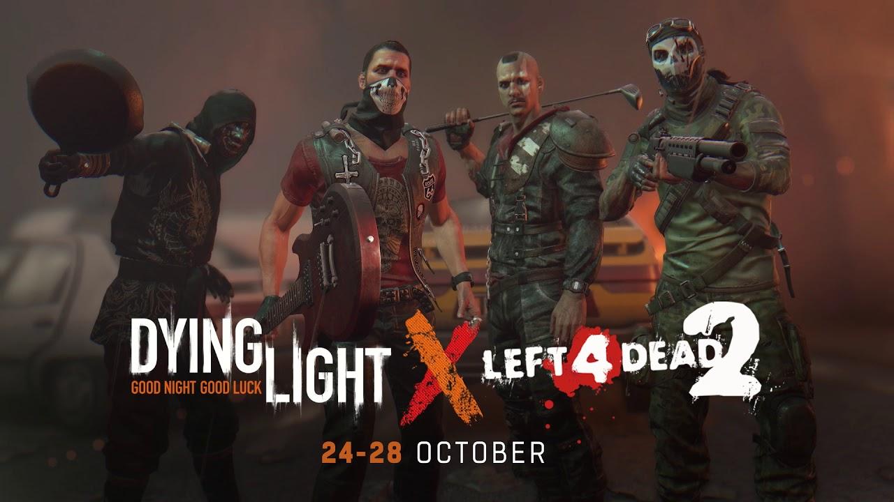 Dying Light: Left 4 Dead 2 Crossover - Youtube