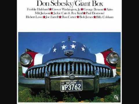 Don Sebesky – Free As A Bird
