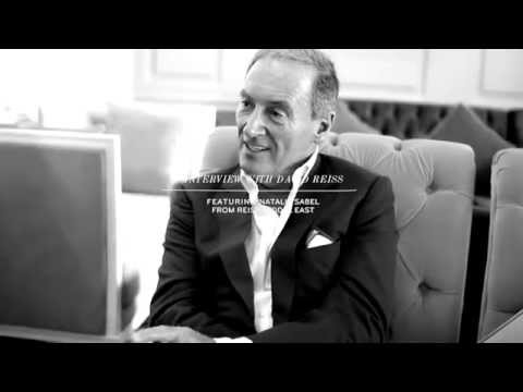 Interview with David Reiss in Dubai