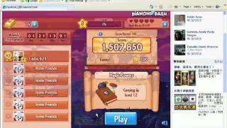 Repeat youtube video Diamond Dash Auto ver1.03