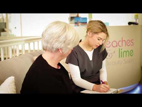 Peaches & Lime Beauty Salon: Nutrition