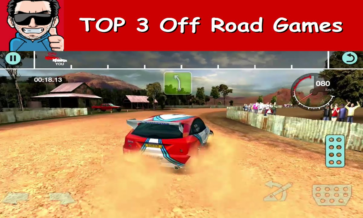 Top 5 Off Road Games for pc - YouTube
