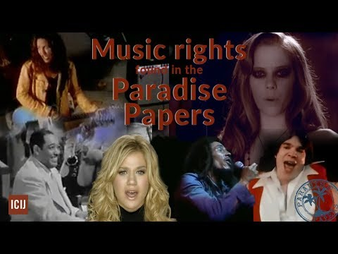 Music Rights found in the Paradise Papers